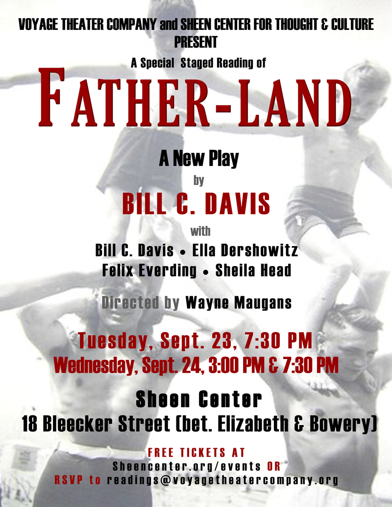 Father-Land, A Staged Reading